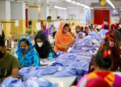 Fashion victims: Garment workers risk losing jobs during crisis