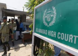ISLAMABAD HIGH COURT JUDGE REFERS CASE OF 4 INDIAN SPIES' RELEASE TO CJ