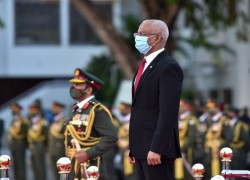 Committed to ensuring the Maldives' continued independence, says president