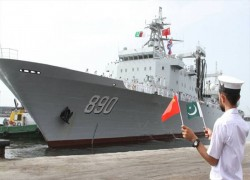 To match Indian Navy, Pakistan rapidly growing its naval fleet with Chinese help