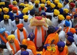 INVITATIONS SENT : INDIAN SIKHS TO VISIT PAKISTAN FOR 551ST GURPURAB