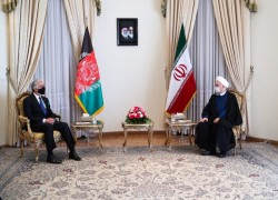 Afghanistan calls for expansion of economic ties with Iran