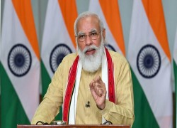 PM NARENDRA MODI TO ADDRESS NATION AT 6 PM