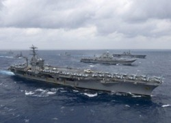 Malabar naval drills: it's Australia, India, the US and Japan challenging China, analysts say