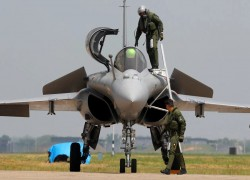 IAF closing deal for Rafale fighter jets