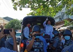 Students face prosecution for protest against Rakhine govt, Myanmar military