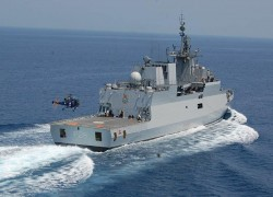 India and Sri Lanka complete bilateral naval exercise
