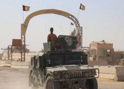 'তালেবান হামলায়' আফগান নিরাপত্তাবাহিনীর ৩৪ সদস্য নিহত