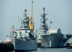 Will continue maintaining high-tempo of operations, says Navy chief amid tensions with China