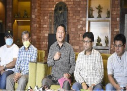 Darjeeling's Gorkha leader Bimal Gurung joins Mamata's camp