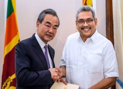 Pompeo to ask China partner Sri Lanka to make 'difficult' choices