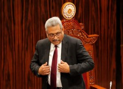 Sri Lanka president tightens grip with constitutional changes