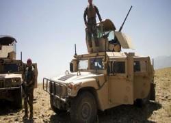আফগানিস্তানে তালেবান হামলায় ২০ সেনা নিহত