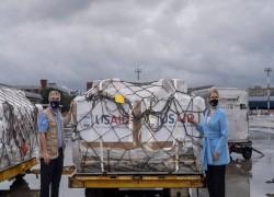 বাংলাদেশকে ১০০ ভেন্টিলেটর পাঠিয়েছে যুক্তরাষ্ট্র