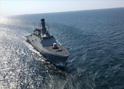 Construction of 3rd Turkish warship for Pakistan starts