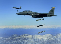 Five Taliban fighters killed in airstrike, says US