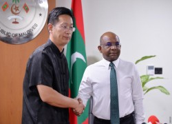 No dispute with China, says Maldives Foreign Minister