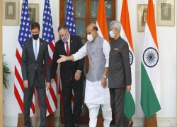US, India sign defence pact after talks focused on countering China's growing influence