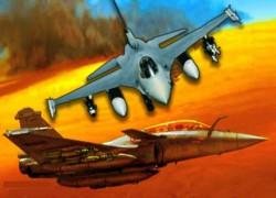 এফ-১৬ বনাম রাফাল: পাকিস্তান আর ভারতের বিমান বাহিনীর সক্ষমতার তুলনাটাই আসল