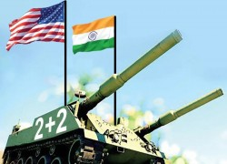 India's military tie up with US is not good for regional peace