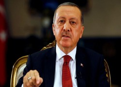 WEST WANTS TO 'RELAUNCH CRUSADES' AGAINST ISLAM, SAYS ERDOGAN