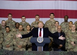 Trump has 'no plan' to exit Afghanistan by Christmas, key lawmaker says