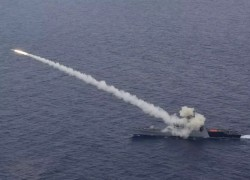 India conducts 'live' missile firing exercises