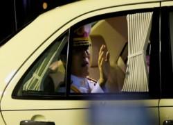 THAILAND KING TO PRESIDE AT REBELLIOUS UNIVERSITY