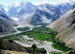 INDIA ASKS PAKISTAN TO VACATE GILGIT-BALTISTAN