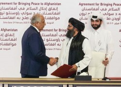 Afghanistan, Taliban delegations accept Qatar's mediation