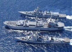 Malabar exercise to start from Tuesday in Bay of Bengal