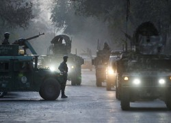 PAKISTAN DEPLORES 'MINDLESS' ATTACK ON KABUL UNIVERSITY