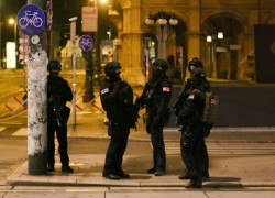 TWO DEAD AFTER ATTACK IN CENTRAL VIENNA