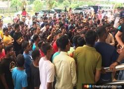 STRANDED BANGLADESHI WORKERS ASK DHAKA TO HELP THEM RETURN TO MALAYSIA