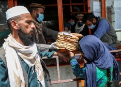 International donors likely to pledge less for Afghanistan