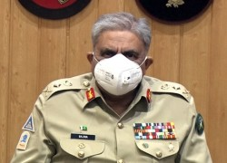 MILITARY TO ENSURE SECURITY OF CIVILIAN POPULATION ALONG LOC: GEN QAMAR