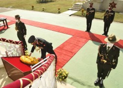 Indian army chief's Nepal visit a PR ploy