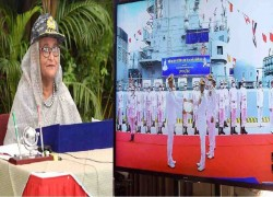 Bangladesh Navy commissions five warships in a day