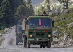 China-India border tensions may spark wider conflict, Indian defence chief warns