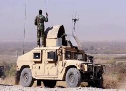 AFGHAN FORCES CLEAR KANDAHAR'S ARGHANDAB OF TALIBAN: ARMY CHIEF