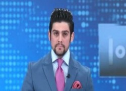 FORMER AFGHAN TV PRESENTER KILLED IN KABUL EXPLOSION