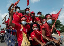 Myanmar's election in 500 words