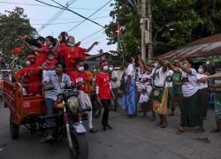 Myanmar 'undermining lifeblood of democracy' before polls