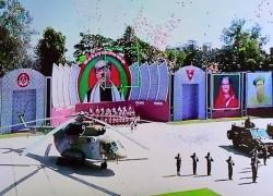 Border Guard Bangladesh a '3D force', declares PM Hasina