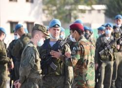 Pak-Russia 'friendship' drills begin in Tarbela