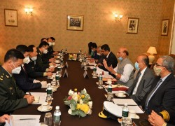 8TH ROUND OF INDIA-CHINA CORPS COMMANDER LEVEL MEETING