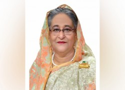PM SHEIKH HASINA FORESEES TIES WITH US REACHING HIGHER HEIGHTS IN COMING DAYS