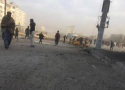 TWO CIVILIANS WOUNDED IN KABUL ROADSIDE BOMB BLAST