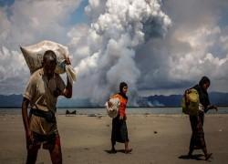 NEW MYANMAR GOVT MUST ENSURE ROHINGYA REPATRIATION: UK