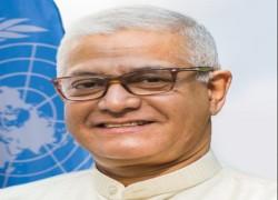 FORMER UN RESIDENT COORDINATOR TO SRI LANKA SUBINAY NANDY PASSED AWAY